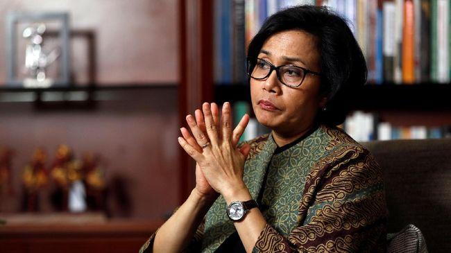 Sri Mulyani 'Pikir-pikir' Usulan Tax Allowance 300 Persen