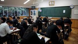 Ketakutan Corona Menurun, Korut Buka Sekolah Lagi Hari Ini