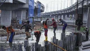 Proyek Kereta Cepat Diduga Bikin Banjir Wilayah Jakarta Timur
