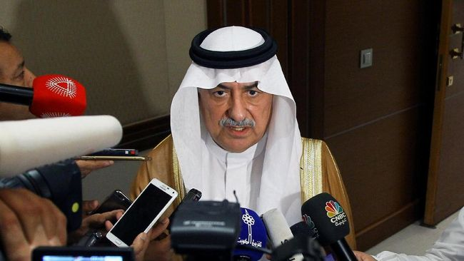 Menteri Luar Negeri Arab Saudi yang baru Ibrahim al-Assaf menyatakan perombakan kabinet Kerajaan Saudi semata untuk efisiensi, tidak terkait kasus Khashoggi.