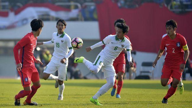 Mantan pemain Timnas Indonesia U-19 Muhammad Iqbal membantu Cheongju FC mengimbangi pemuncak klasemen K-League 3 Gimpo Citizen.