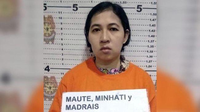 Pemerintah masih membahas penanganan Minhati Madrais, WNI istri pemimpin kelompok teroris Maute Omarkhayam Romato Maute, yang baru bebas di Filipina.