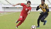 Egy Maulana Lebih Dipercaya di FK Senica Ketimbang di Lechia