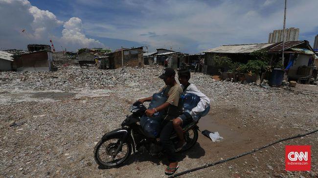 ADB melaporkan 22 juta orang Indonesia masih menderita kelaparan. Jumlah ini mencapai 90 persen dari penduduk miskin RI sebanyak 25,14 juta jiwa.
