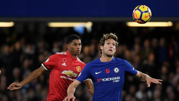 Manchester United 2-1 Chelsea