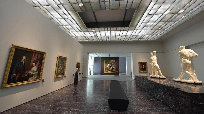 Mengunjungi museum masih jadi kegiatan yang sering dilakukan turis saat berkunjung ke luar negeri. Berikut ini sepuluh museum paling populer di dunia.