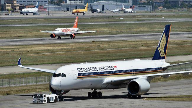 Maskapai penerbangan Singapore Airlines ikut dalam penyaluran vaksin covid-19 yang rencananya akan hadir kisaran akhir 2020 atau awal 2021.