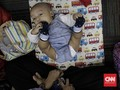 Angka Bayi Lahir dengan Berat Badan Rendah Masih Stagnan