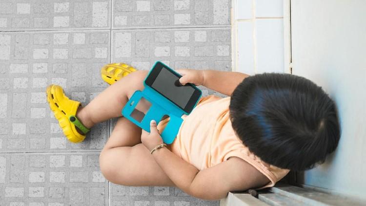 [Di era digital, jangan ragu untuk mengajarkan anak menjadi netizen unggul. Apa itu?