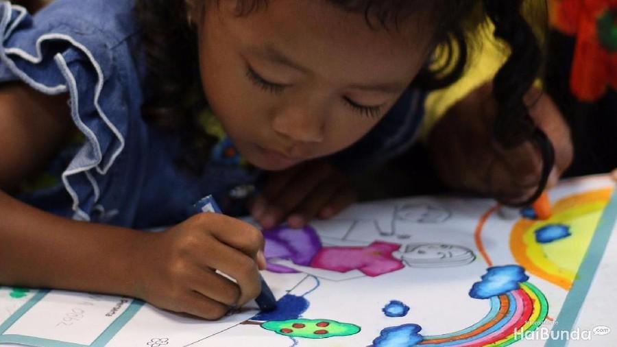 Cara Mengetahui Apakah Anak Punya Bakat di Bidang Seni