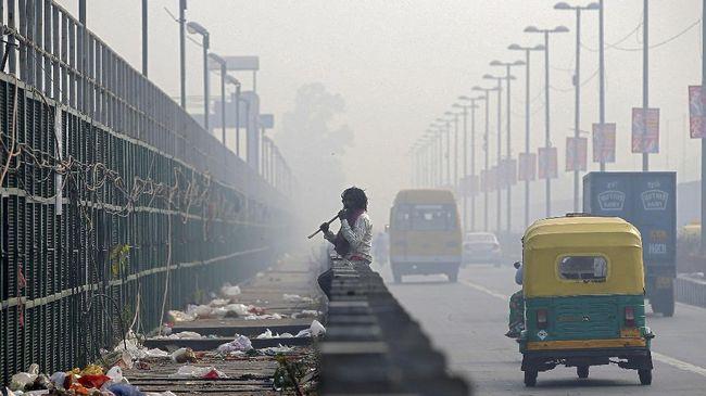 Polusi udara diprediksi dapat memangkas angka harapan hidup anak-anak sebanyak 20-30 bulan.