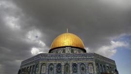 FOTO: Merawat Kisah Sejarah Dome of the Rock
