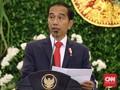 Jokowi Imbau Menteri dan Pengusaha untuk Cek Data