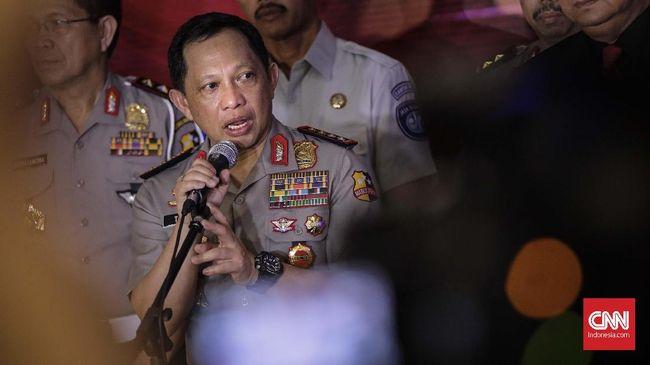Kapolri Jenderal Tito Karnavian menyatakan kelompok Anarcho Syndicalism merupakan fenomena internasional yang kini mulai menjangkit di Indonesia.