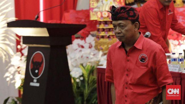 Gubernur Bali Wayan Koster mengatakan tetap menerapkan protokol kesehatan dalam acara PDIP dimana dirinya tampak 'suap-suapan' dengan kader lain.