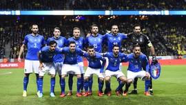Italia Minta Piala Eropa 2020 Ditunda karena Virus Corona