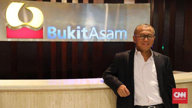 PT Bukit Asam Tbk berencana mengakuisisi tambang di luar Pulau Sumatera demi menekan biaya logistik dari penggunaan moda kereta api.