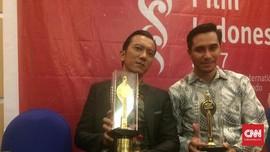 Teuku Rifnu Wikana Sabet Aktor Terbaik Piala Citra FFI 2017