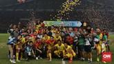 Pasoepati Belum Tentukan Arah Dukungan ke Bhayangkara FC