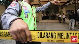 Peluru Melayang saat Polisi Tangkap Kelompok John Kei