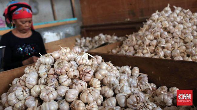 Pemda DKI Jakarta meminta pemerintah segera impor bawang putih karena harganya di ibu kota sudah naik tinggi. Permohonan dikirim ke Kemendag dan Kementan.