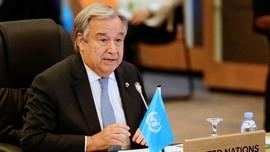 Sekjen PBB Tawarkan Diri Jadi Penengah Krisis Venezuela
