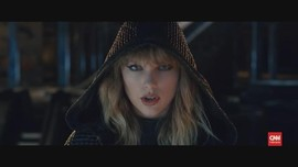 VIDEO: Taylor Swift Umumkan Jadwal Tur 'Reputation'