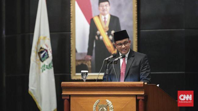 Pemerintah provinsi DKI Jakarta, kata Anies Baswedan, akan menyelenggarakan perayaan Natal di Kawasan Monumen Nasional, Jakarta Pusat.
