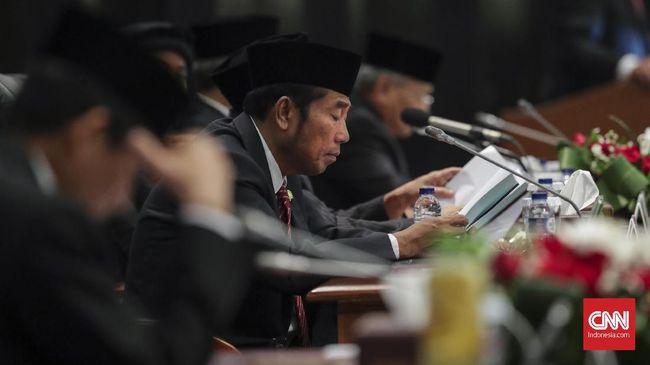 Lulung mengaku telah resmi menjabat Ketua PPP DPW DKI Jakarta pada 6 September 2021.