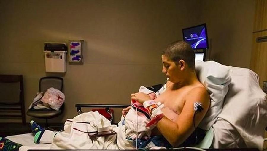 'Diagnosis Kanker Payudara Kudapat Saat Hamil Anakku yang ke-4'