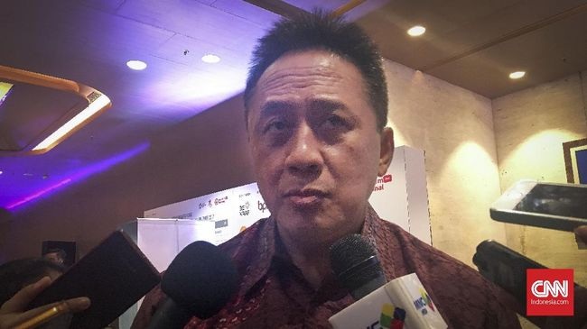 Keberhasilan Triawan Munaf menjadi kepala Badan Ekonomi Kreatif (Bekraf) tak lepas dari karya logo 'Moncong Putih' yang berhasil diciptakan perusahaan iklannya.