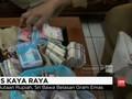 VIDEO: Pengemis Terjaring Razia Bawa Uang Rp22 Juta dan Emas