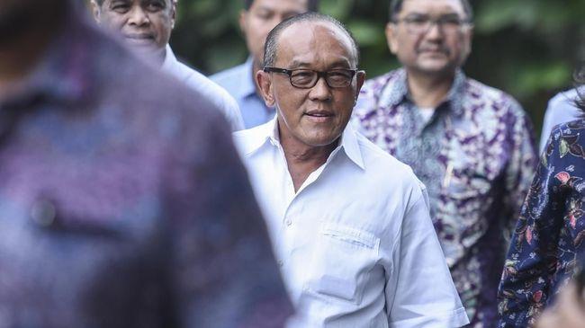 Aburizal Bakrie menyatakan telah disuntik vaksin Nusantara yang digagas mantan Menteri Kesehatan Terawan Agus Putranto.