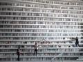 Bermalam di Perpustakaan Terbaik di Inggris