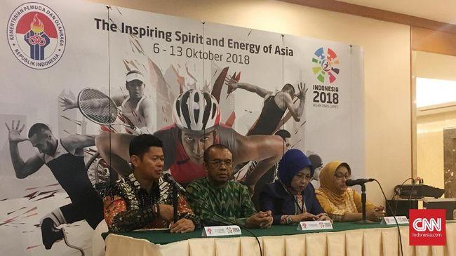 Sesmenpora Gatot S. Dewa Broto berharap kementerian lain membantu meramaikan Asian Para Games 2018 yang akan digelar sepekan lagi.