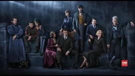 VIDEO: Warner Brothers Ungkap Pemain Sekuel Fantastic Beast