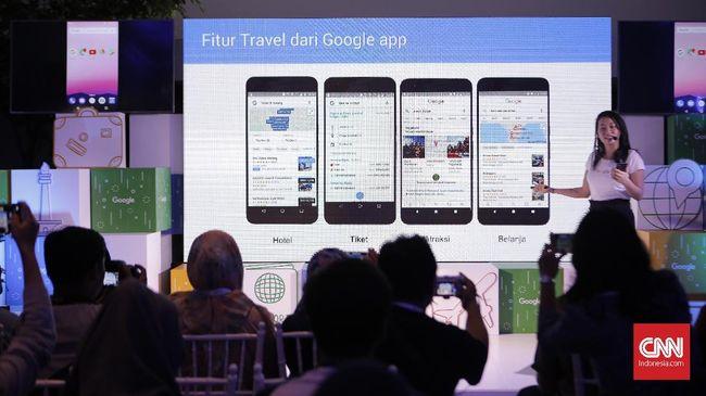 Google mencatat terjadi pengingkatan pencarian wisata. Untuk itu Google luncurkan fitur baru untuk mudahkan pengguna merencanakan liburan mereka.