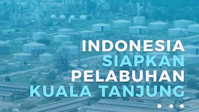 Indonesia Siapkan Kuala Tanjung Sambut Kapal Peti Kemas Raksa