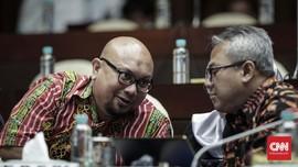 Komisioner KPU Tanggapi Vonis Langgar Etik Pemilu: No Problem
