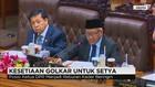 Kesetiaan Partai Golkar Untuk Setya Novanto