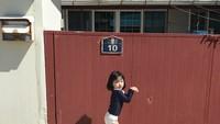 <p>Gaya artis Kpop siapa yang kira-kira ditiru Yuli ya? (Foto: Instagram @1004yul_i)</p>