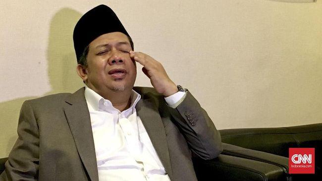 Pimpinan DPR belum dapat memproses permohonan PKS untuk mengganti Fahri Hamzah sebagai pimpinan DPR karena menunggu sengketa hukum berkekuatan hukum tetap.