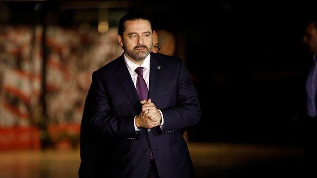 Saad al-Hariri membatalkan pengunduran dirinya dari jabatan Perdana Menteri Libanon atas permintaan Presiden Michel Aoun agar dapat membuka jalur dialog.