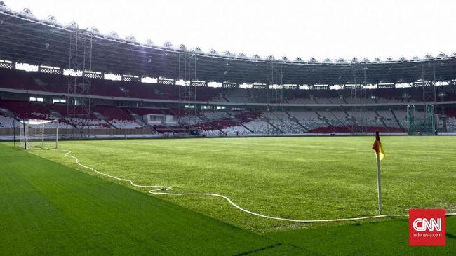 Dirjen Cipta Karya, Sri Hartoyo, menjamin pertandingan Timnas Indonesia vs Islandia di Stadion Utama Gelora Bung Karno tidak akan terganggu genangan air.