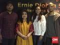 Ernie Djohan 'Kembali Muda' Lewat Konser 55 Tahun Berkarya