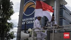 Polisi Turun Tangan Usut Perusakan Kantor NasDem Makassar