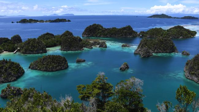 Opsi Taman Nasional Geopark di Indonesia semakin lengkap dengan adanya 5 destinasi baru.
