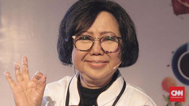 Sisca Soewitomo bukan 'orang asing' di dunia kuliner. Sudah puluhan tahun dia menjadi bintang 'adegan panas' di televisi dan kuliner Indonesia.