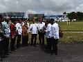 Presiden Jokowi Minta Runaway Silangit Diperpanjang