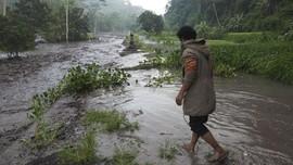 Masyarakat Diimbau Hindari Sungai yang Berhulu di G. Agung